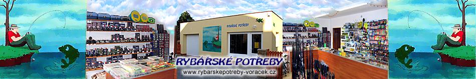 Rybářské potřeby Pavel Voráček